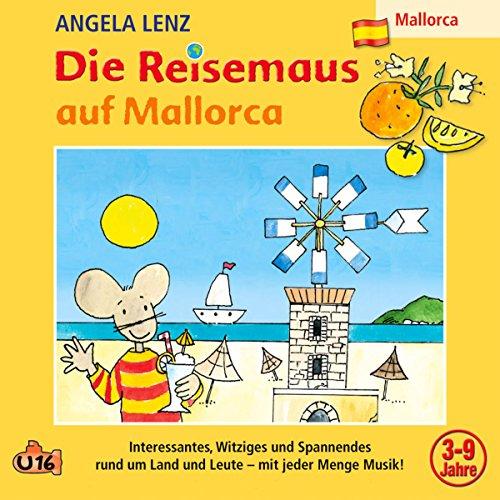 Die Reisemaus auf Mallorca Titelbild
