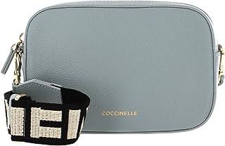 Coccinelle Tebe Umhängetasche Leder 19 cm