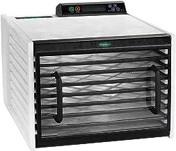 Fruit Dryer, 6 Layer Household Small Silent Energy Saving Intelligent Fruit Dryer, 500W