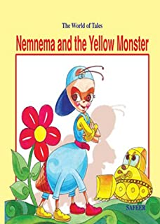 Nemnema and the Yellow Monster (The World of Tales Book 3) (English Edition)