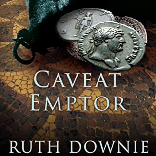 Caveat Emptor: A Novel of the Roman Empire audiobook cover art