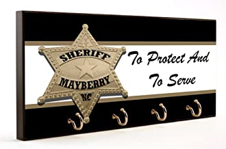 Best mayberry sheriff badge Reviews