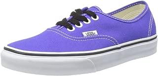 Vans Authentic Spectrum Purple/True White Skater Unisex-Adult Shoes