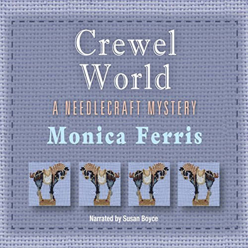 Crewel World cover art