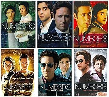 numbers tv series dvd