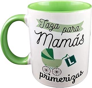 Taza Color Frase Taza para Mamas PRIMERIZAS Regalo Madre