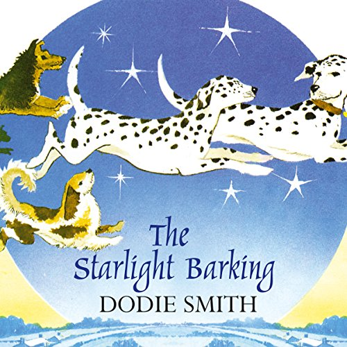 The Starlight Barking audiobook cover art