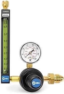Miller Electric, 22-80-580, Flowmeter Regulator, 3-1/2 in.L, 2 in.ga.