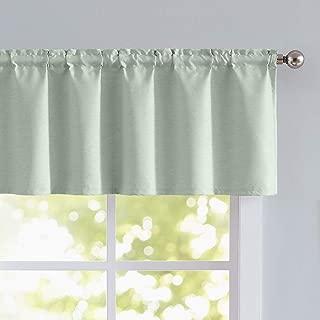 NATWIN Valance Window Curtain 18