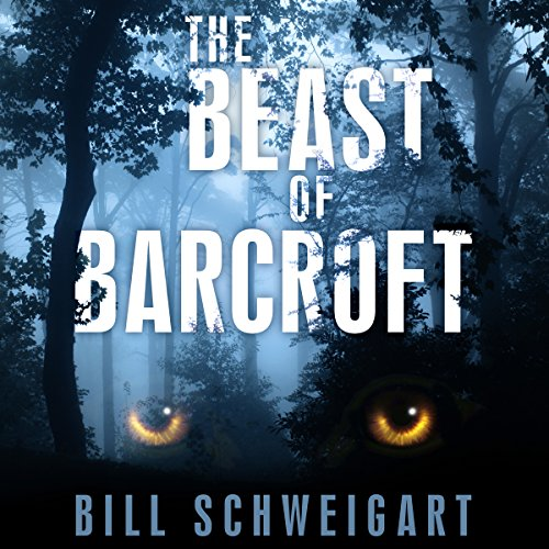 The Beast of Barcroft audiobook cover art
