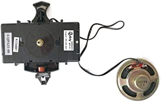 Kieninger QPA21 / HM354474 Chiming Quartz Clock Movement Replaces Hermle 2114, 2214, 2215 or 2115 and Used for Howard Miller, Sligh, Ridgeway, Seth Thomas Clocks and DYI Clock Kits