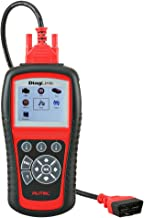 Autel Diaglink OBDII Code Reader Full Systems Diagnostic Scanner DIY Version of MD802 for Engine/Transmission/ABS/SRS/EPB/Oil Reset Service