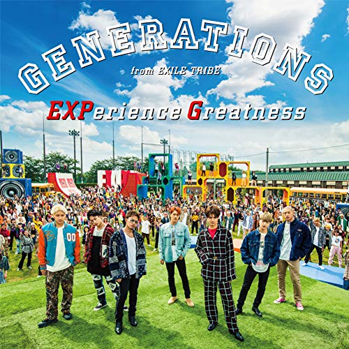 [Single]EXPerience Greatness – GENERATIONS from EXILE TRIBE[FLAC + MP3]