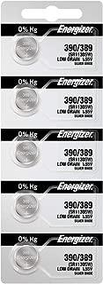 Energizer 390/389 Silver Oxide Cd/5
