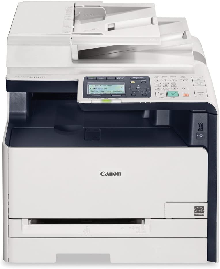 Canon Color imageCLASS MF8280Cw Wireless All-in-One Laser Printer (Discontinued By Manufacturer)