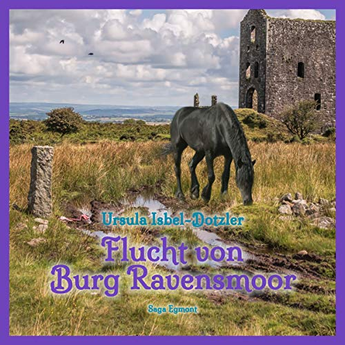 Flucht von Burg Ravensmoor audiobook cover art