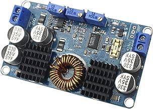 ZkeeShop LTC3780 DC 12V Voltage Regulator Input 5-32V Output 1-30V Automatic Step Up Down Regulator Charging Module 10A