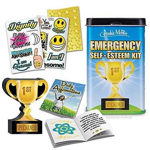 Accoutrements Emergency Self-esteem Kit