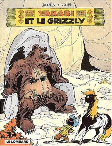 Yakari, Tome 5 : Yakari et le grizzly