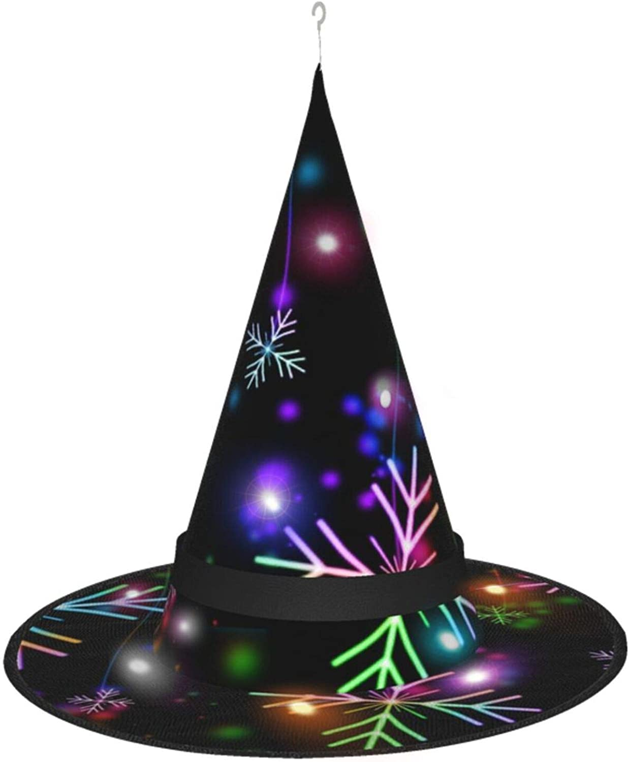 Snowflakes Halloween Witch Hat Costume Accessory Party with Miami Mall for OFFicial site