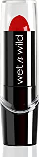 Wet n Wild - Silk Finish Lipstick - E540A Hot Red