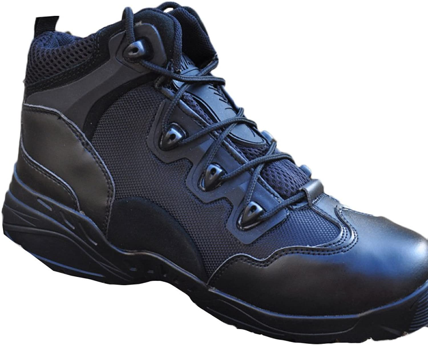 Hiking shoes Men Waterproof Leather Lightweight Ultralight Combat Boots Special Forces Military Boots