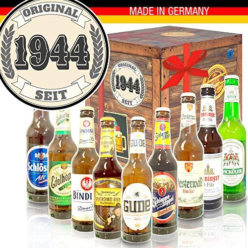 Original seit 1944 / Deutsche Biere/Geschenkset 1944