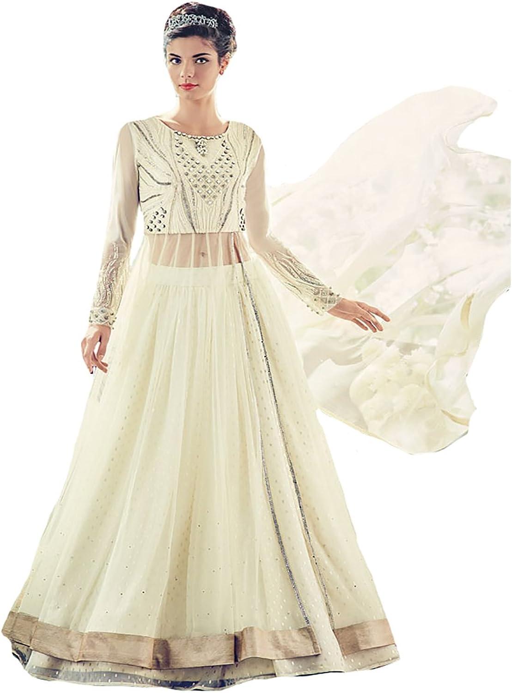 Bollywood Collection Anarkali Salwar Kameez suit Formal Wedding Ceremony bridal