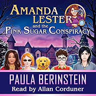 Amanda Lester and the Pink Sugar Conspiracy cover art