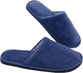 Monbedos Pantoufles de Coton Pantoufles Chaudes Pantoufles antidérapantes Pantoufles d'intérieur Accueil Slippers Chaussures