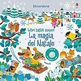 La magia del Natale. Libri tattili sonori. Ediz. a colori
