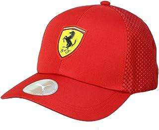Ferrari Scuderia 2019 F1 Kids Team Baseball Hat Red
