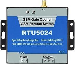 SODIAL Abridor de puerta GSM Interruptor de encendido / apagado remoto con 850/900/1800 gratuito SMS comando de soporte / 1900 MHz