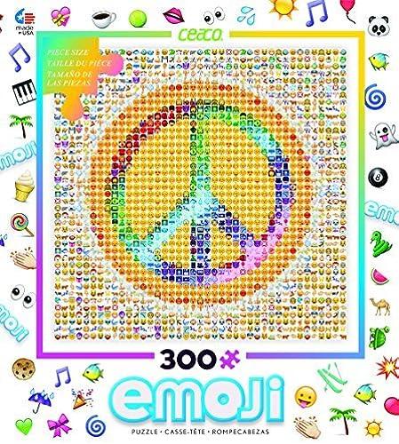 Ceaco Emoji - Peace Puzzle by Ceaco