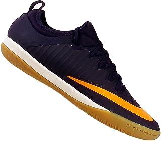 8223a887b4f Nike MercurialX Finale Ii Ic Soccer Shoes (Black Green) Mens