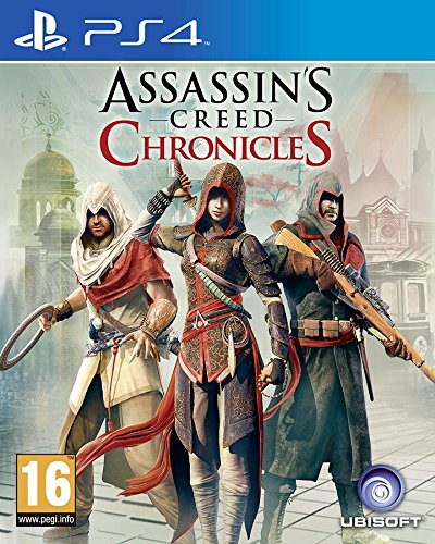 Assassin's Creed: Chronicles Pack