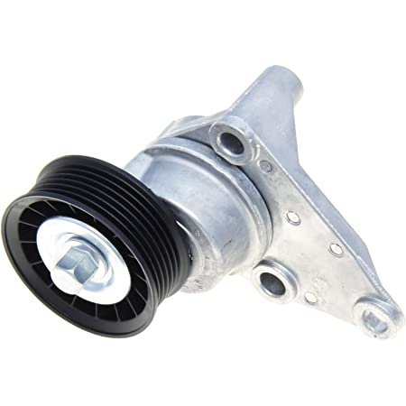 ACDelco Professional 38158 Drive Belt Tensioner Assembly with Pulley