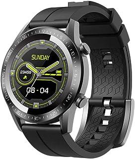 SAHWIN® Pulsera Fitness, Agua IP68 Reloj De Seguimiento De Actividad con Monitor De Frecuencia Cardíaca, Contador De Calorías, Pulsera Inteligente Resistente -Hombres Señora