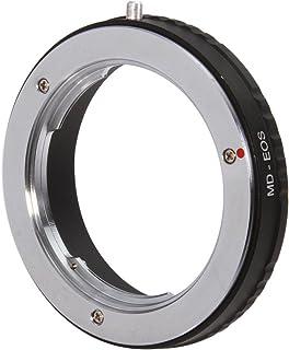 Fotga - Anillo adaptador macro para objetivo Minolta MD MC Canon EOS EF 7D 6D 5D Mark II III 760D 750D 650D 600D 550D 500D 450D 400D 350D