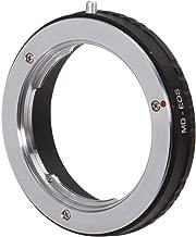 Fotga Macro Adapter Ring for Minolta MD MC Lens on Canon EOS EF Mount Camera 7D 6D 5D Mark II III 760D 750D 650D 600D 550D 500D 450D 400D 350D
