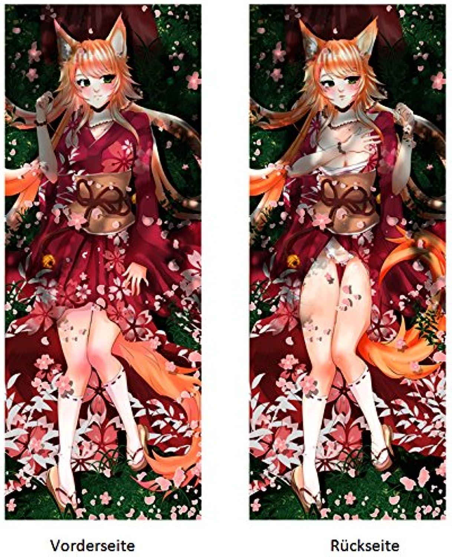 Mage-World Yoko Hatsuhana Dakimakura Kissen (150 (150 (150 x 50 cm) B076YFL7VM d0472f