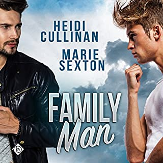 Family Man (Dreamspinner Press) audiobook cover art