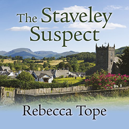 Couverture de The Staveley Suspect