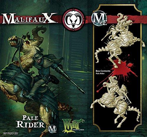 Malifaux: Guild - Pale Rider