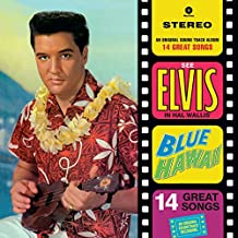 Blue Hawaii Bonus Tracks/Dl Card