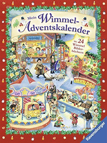 Mein Wimmel Adventskalender (2014-12-30)