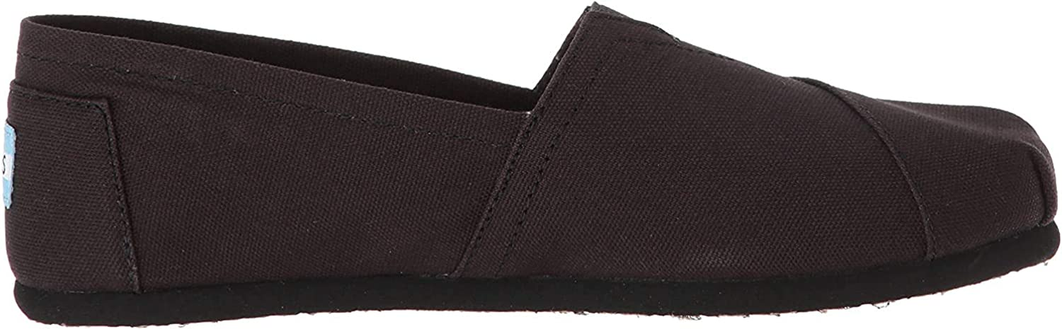 TOMS Award-winning store In a popularity Womens Classics Canvas Black 10002472