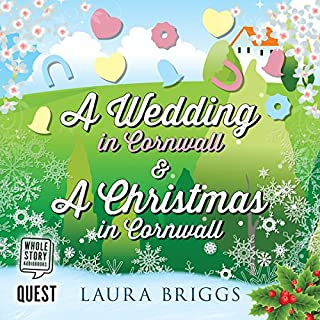A Wedding in Cornwall & A Christmas in Cornwall cover art