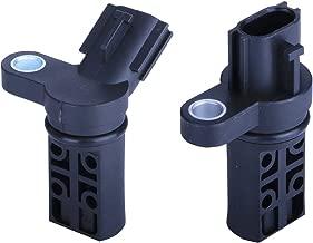 LAMDA PC460 PC461 2pcs Camshaft Position Sensor Front Left & Right For Infiniti Nissan