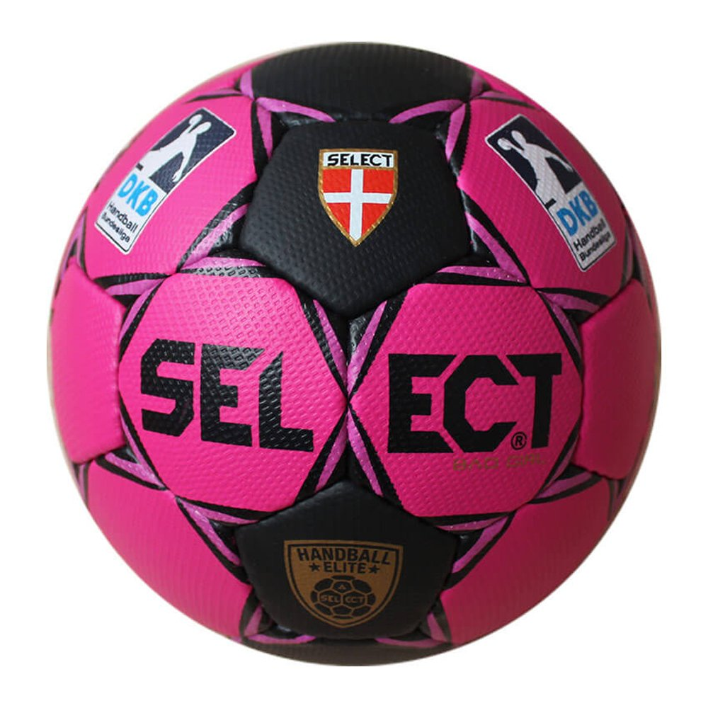 Select Handball Bad Girl Elite, Rosa/Negro, color rosa y negro ...